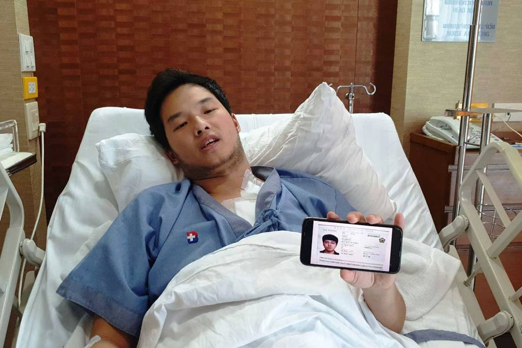 Korean Man Stabbed 17 Times Offers Reward to Find his Attacker
