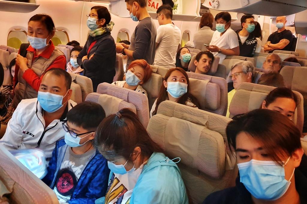 virus thailand