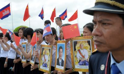 China's Dominance and Money Slowly Devouring Cambodia