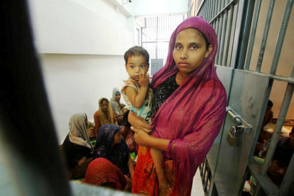 human trafficing migrants thailand