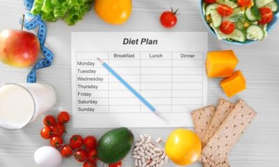 Sustainable Diet Plans