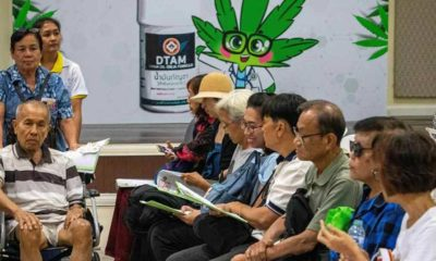 Medical Cannabis, Marijuana, Thailand