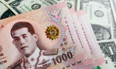 Thai Baht-US Dollar