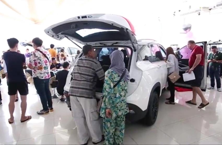GM Leaves Thailand