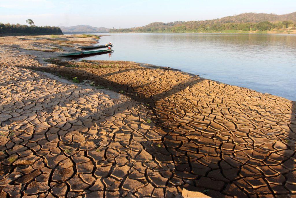 drought mekong river