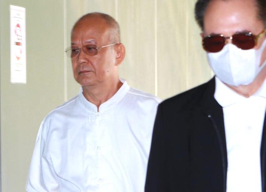 embezzling abbot