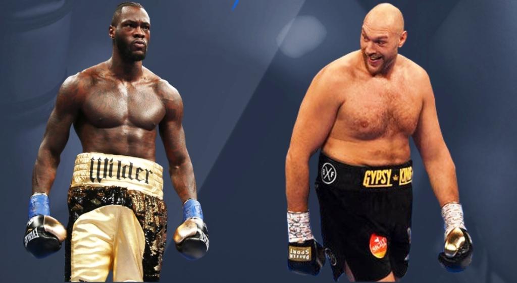 Boxer Wilder v Fury II