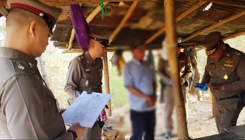 forest arsonist - Chiang Rai Times