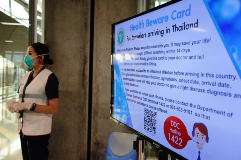 coronavirus thai tourism