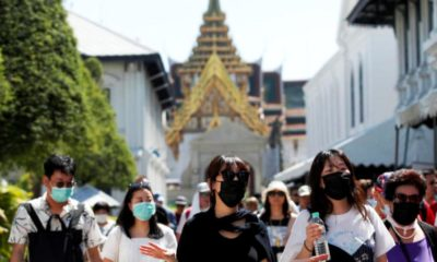 "Thailand Reports ""Zero"" New Covid-19 Coronavirus Cases Nationwide"