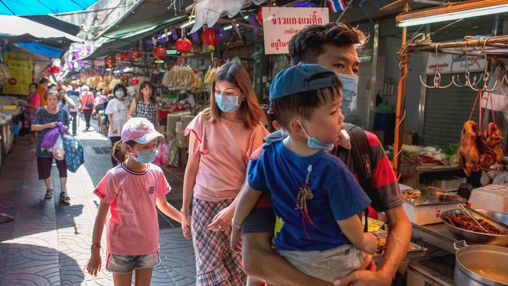 New Coronavirus Thailand