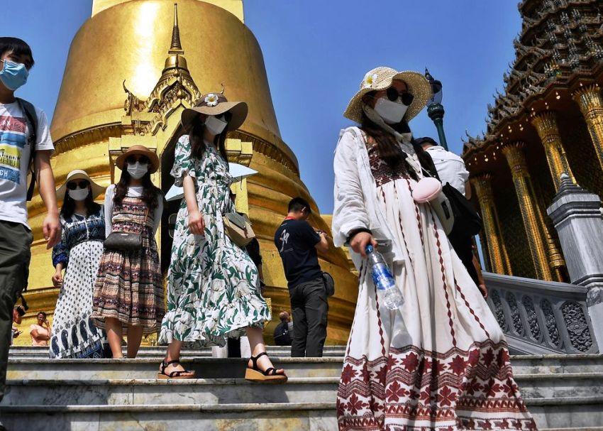 Tourism, Arrivals, Tourists, Thailand