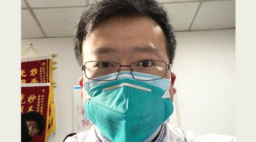 wuhan china doctor