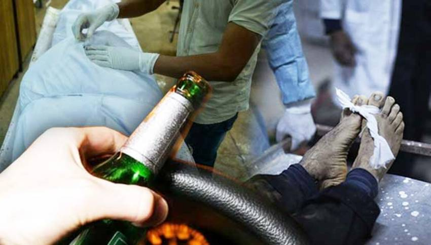 drunk drivers thailand