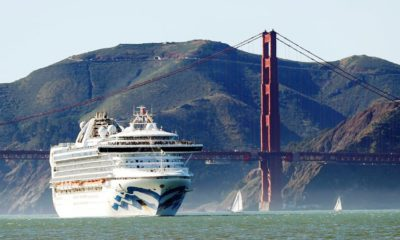 cruise ship california