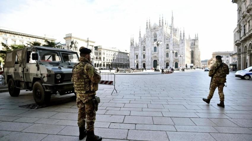 Italy Lock down