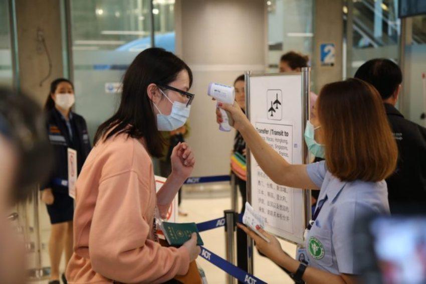 Coronavirus Health department chiang rai