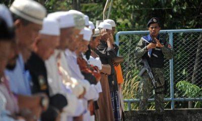 Southern Thailand peace talks