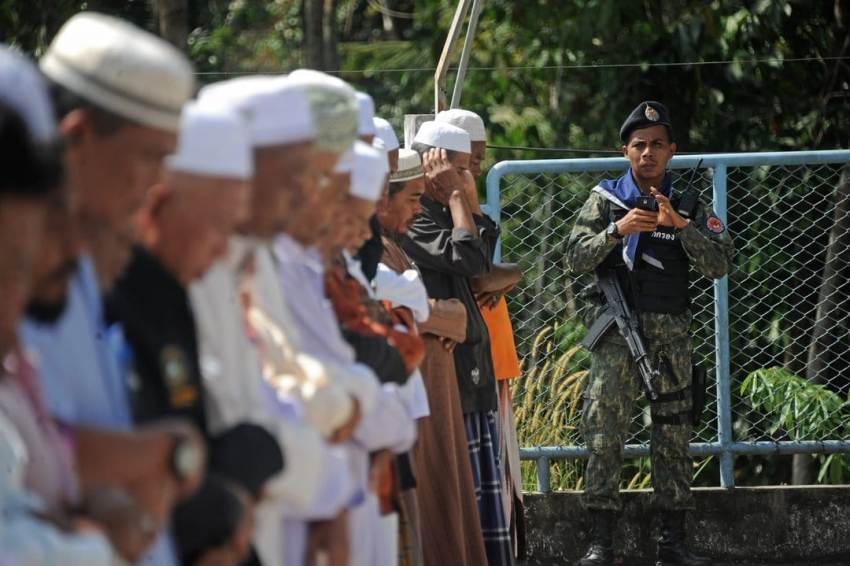 Southern Thailand peace talks