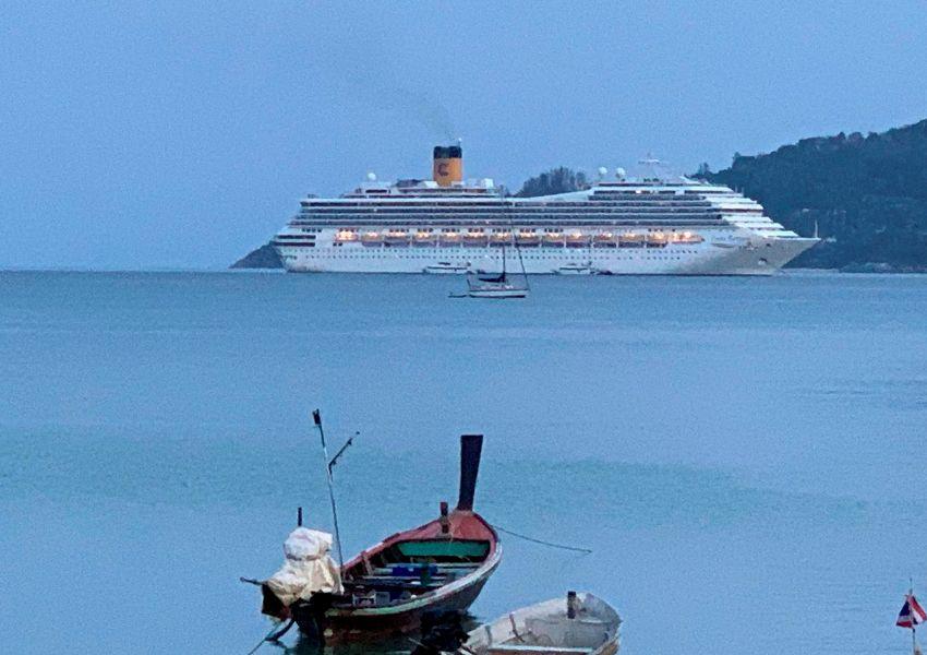 cruise ship Thailand