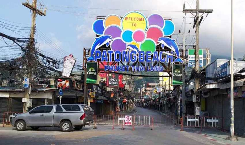 Phuket lockdown until April 30