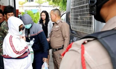 Thai vendors jailed