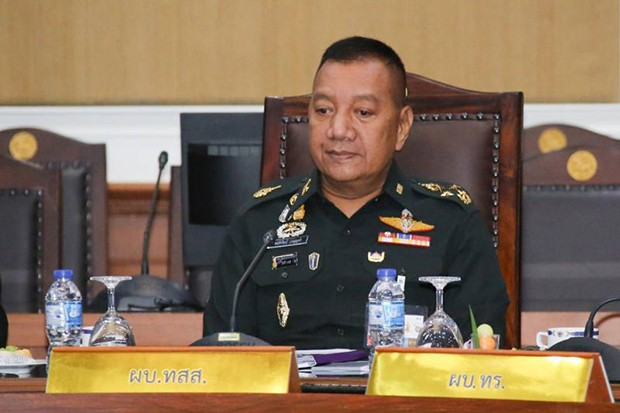 Thailand's Defence Chief Warns Stay Home or Face Covid-19 Curfew