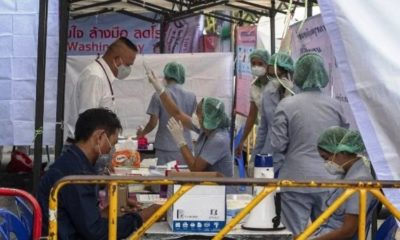 Covid-19 patients Thailand