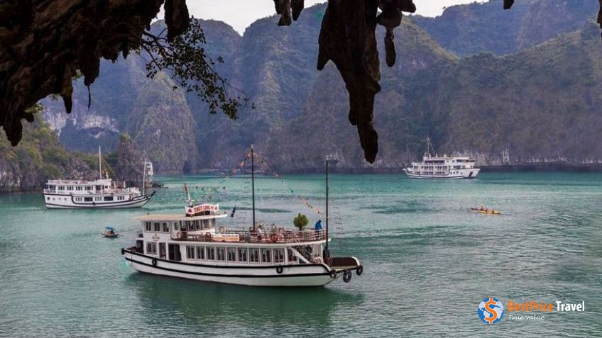 Cruise to Halong Bay