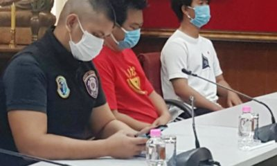 arrested in chiang mai