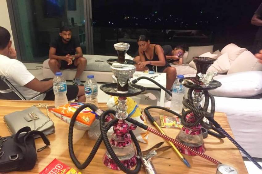 Phuket Police Arrest 7 French Tourists for Violating Emergency Decree
