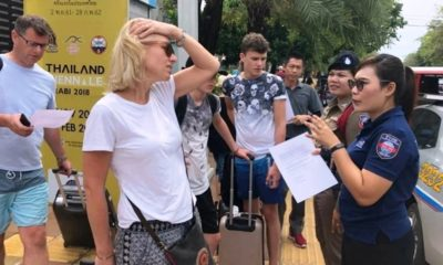 Tourists have their visas extended
