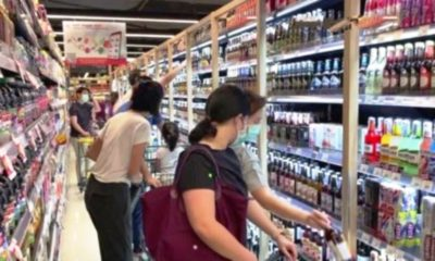 alcohol ban, Thailand, Government, COvid-19