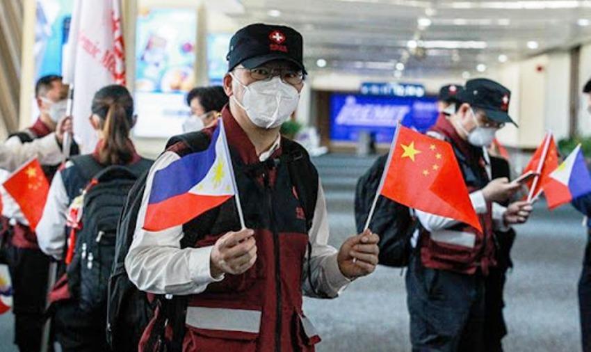 China's virus diplomacy