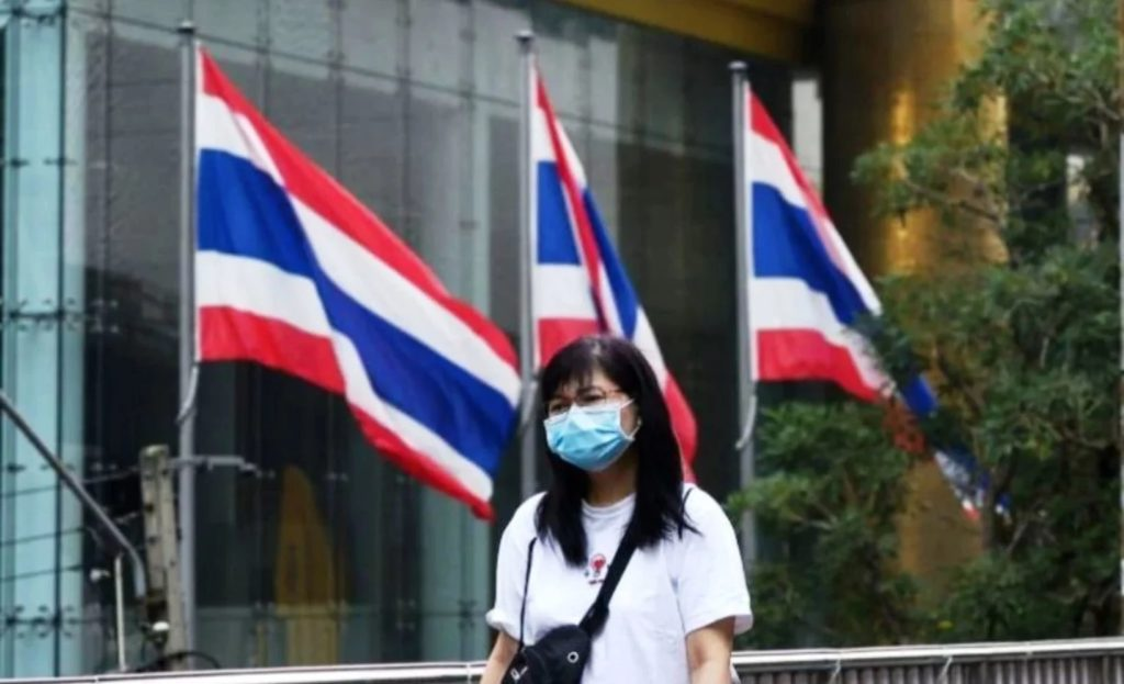 Covid-19 Coronavirus Cases Thailand