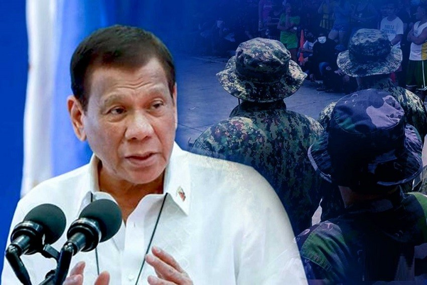 "Philippine President Warns Violators of Lockdown Could Be ""Shot Dead"""