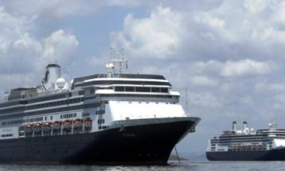 Nations Turn Away Cruise Ship Plagued with Covid-19 Coronavirus