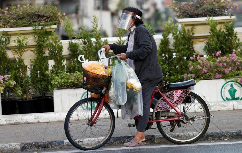 Thailand, Lockdown, Covid-19 Coronavirus