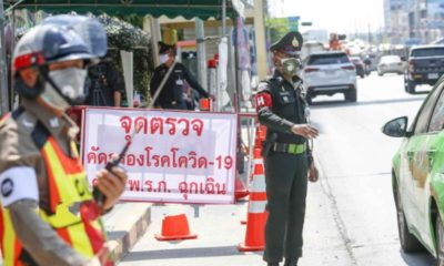 Thai Government May Impose of 24 Hour Curfew