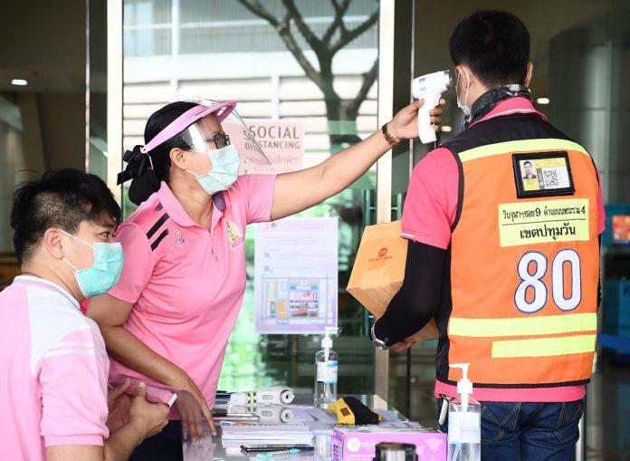 new coronavirus cases thailand