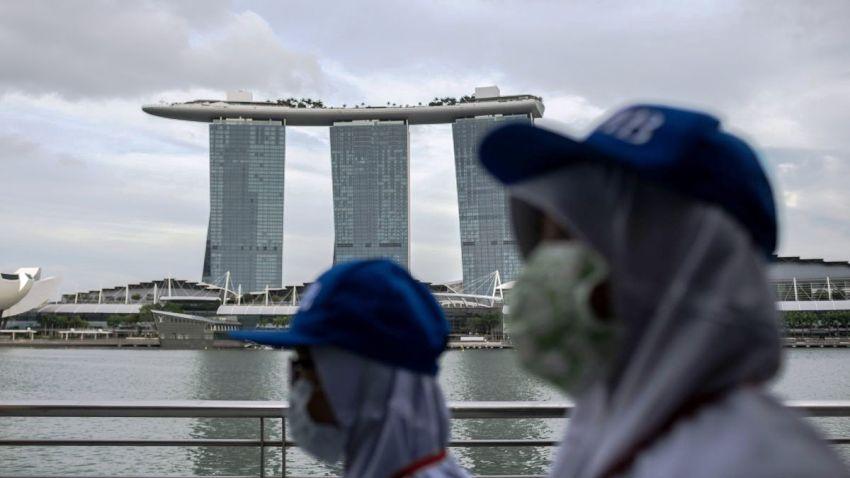 Singapore Now Has Most Coronavirus Cases