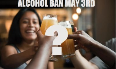 Thai government liquor ban