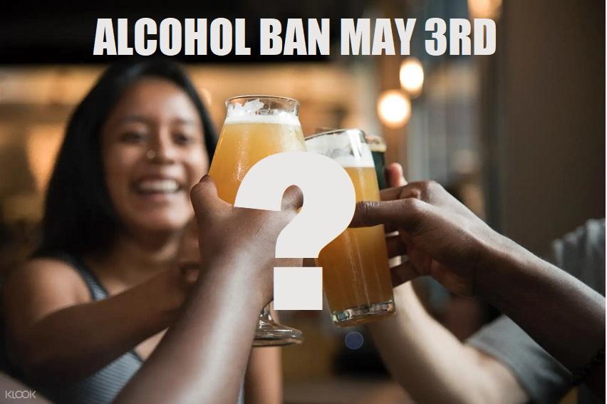 Thai government liquor ban