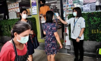 Thailand reports 32 new coronavirus cases, no new Covid-19 Coronavirus deaths