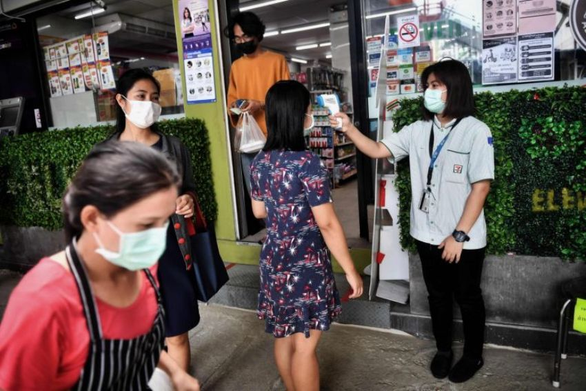 Thailand reports 32 new coronavirus cases, no new Covid-19 Coronavirus deaths