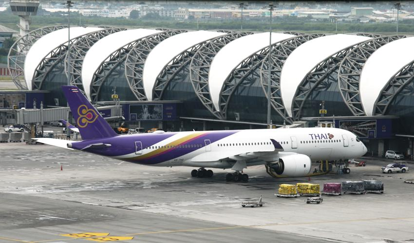 Passenger flight
