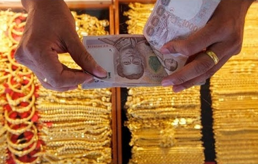 gold, prices, thailand, thai sell off gold