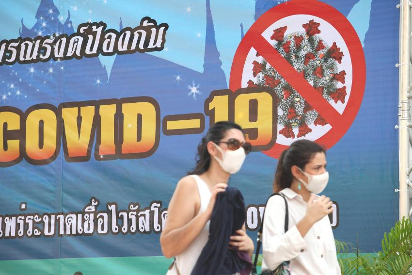 Thai Government Covid-19 Coronavirus Lockdown