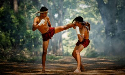 Traditional Muay Thai