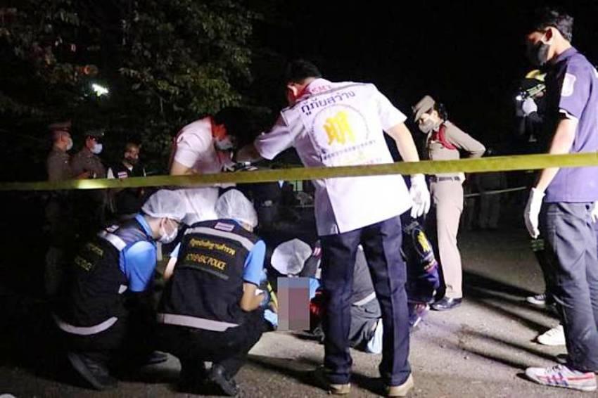 killed over debt thailand